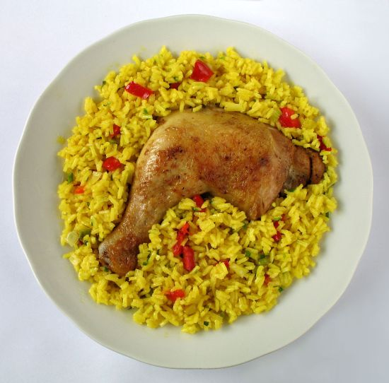 Arroz-con-Pollo from wiki