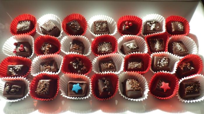 caramel tray