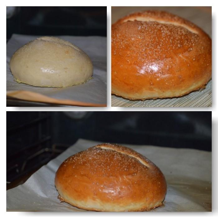 Mini loaf collage