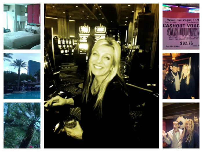 Las Vegas collage