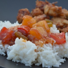 Sweet and Sour Chicken 1