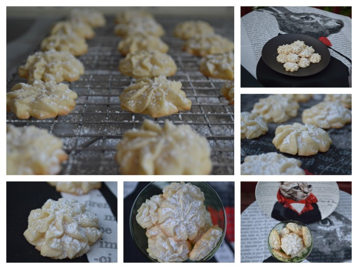 Norwegian Butter Cookies
