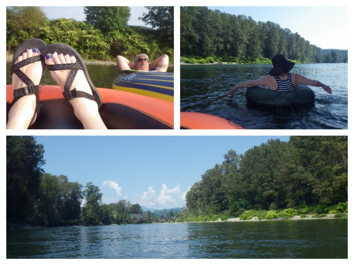 floating the skykomish