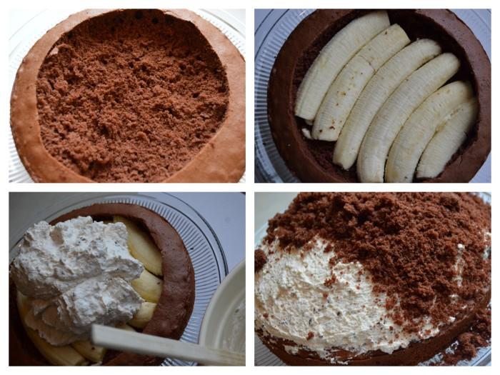 Maulwurfkuchen collage