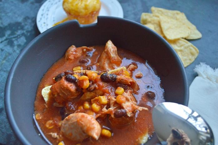 Mexican Chicken Stew 1