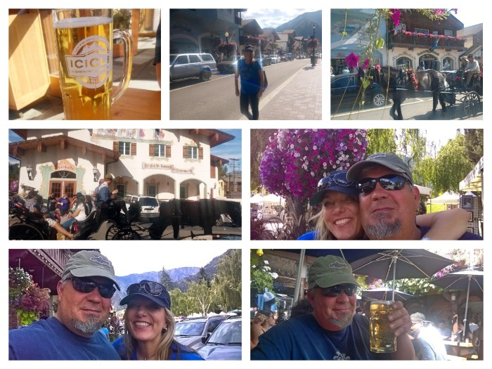 Leavenworth collage