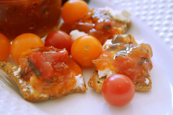 Tomato jam 2