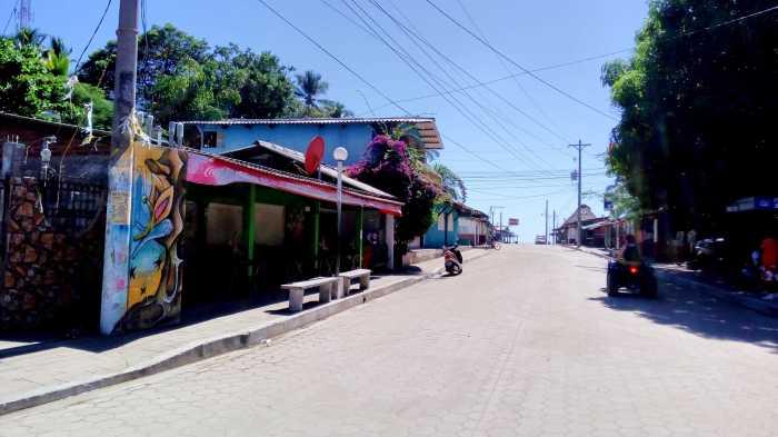 Downtown barra