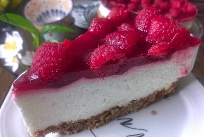 Panna cotta torte1