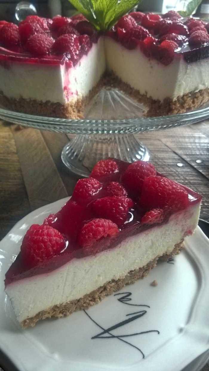 Panna cotta torte2