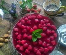 Panna cotta torte3
